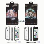New in Box LifeProof Apple iPhone 5C fre Series Waterproof Cover Case