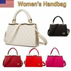 Women Handbag Shoulder Bag Satchel School Purse Leather Lady Messenger Tote Bag