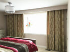 New Curtain Stage Blackout  Custom Sizes Available Made in Canada Color Gold#301