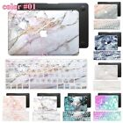 "Marble Skin Painted Rubberized Hard Case Cover For New Macbook Pro Air 11"" 13 15"