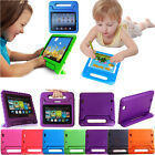 "Kids Shock Proof EVA Handle Rugged Case Cover For Amazon Kindle Fire HD 7"" 2015"
