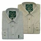 Country Classics Mens Long Sleeve Quality Check Shirt / Shooting EPSOM 2 Colours