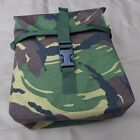 DUTCH ARMY SURPLUS NIGHT VISION GOGGLE DPM WOODLAND CAMOUFLAGE NYLON STOW POUCH