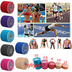Waterproof Sports Muscles Care Elastic Therapeutic Injury Prevention Tape 5M