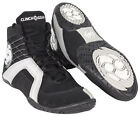Clinch Gear Reign Wrestling Shoes (Black/Gray)