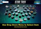 Eaglemoss Star Trek The Official Star Ship Collection : New Models on eBay