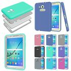 Shockproof Hard Tablet Heavy Duty Case Cover for Samsung Galaxy Tab 3 Lite