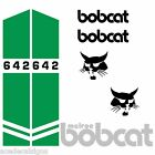 Bobcat 642 643 DECALS Stickers Skid Steer loader New Repro decal Kit