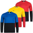 Nike Herren Swoosh Funktions Sweatshirt Light Weight Top Pullover Training