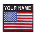 USA CUSTOM BADGE EMBROIDERED PATCH