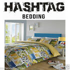 Summer Vibes Bedding Duvet/Quilt Cover Linen Set by # Hashtag Bedding