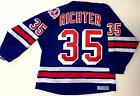 MIKE RICHTER NEW YORK RANGERS CCM VINTAGE 1994 STANLEY CUP BLUE JERSEY NEW