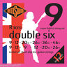 More images of Rotosound R30SL Double Six 12 String Electric Guitar Strings 09-46 - Super Light