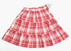 NWT: New OshKosh Pink Plaid Twirl Skirt, 3T, Rtls $22