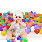 10Pcs Kids Play Game House Children Ocean Soft Ball Pool Baby Educational Toys