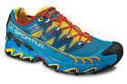 LA SPORTIVA ULTRA RAPTOR Scarpe Uomo Trail Running 16UYB YELLOW/BLUE