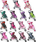 Chic 2000 Bayer Lola Jogging Buggy Puppenwagen Puppenbuggy div. Farben