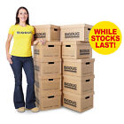 Document Box Cardboard Files Archive Storage Boxes Office Organise BiG Clearance
