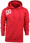 Triumph League Pullover Hoodie (Red/White)