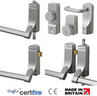 Exidor Reversible Adjustable Single & Double Panic & Emergency Exit Hardware