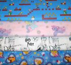 CHARACTER #23  FABRICS Sold INDIVIDUALLY NOT AS A GROUP By the HALF YARD