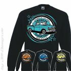 Burnout Coyote Pullover Oldtimer US Car Muscle 3100 Pick Up 1956 GMC Chevrolet