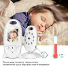 Wireless Infant Baby Monitor Camera Security Realtime Temperature Night Vision