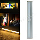 10 New LED Wireless Night Light Motion Detector Sensor Closet Cabinet Light Lamp