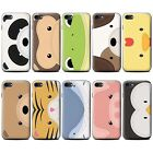 STUFF4 Phone Case for Lenovo Smartphone/Animal Stitch Effect/Protective Cover
