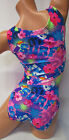 FlipFlop Leos Gymnastics Leotard,  Gymnast Leotards - - SURF