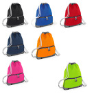 Bag Base Water-resistant fabric Shoe tunnel/wet pocket front pocket One Size