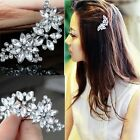 Fashion Women Girls Gold Silver Animal Flower Hairpin Hair Clip Hair Accessories