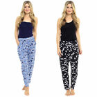 Ladies Trousers Womens Harem Pants Casual Comfort Stretch