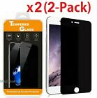 Privacy Anti-Spy Tempered Glass Screen Protector Shield for 5.5  iPhone 7 Plus