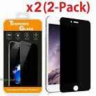 "Privacy Anti-Spy Tempered Glass Screen Protector Shield for 5.5"" iPhone 7 Plus"