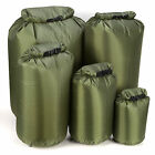 Waterproof Storage Bags Lightweight Dry Sack Bag for Outdoor Camping  4L to 80L
