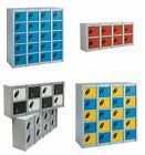 Secure Steel Storage Lockers for Keys, Wallets, Mobile Phones & Personal Effects