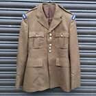UK BRITISH ARMY SURPLUS SCOTS GUARDS No.2 FAD UNIFORM TUNIC,SHOULDER TITLES,COAT