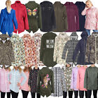 Brave Soul Womens Assorted Hooded Macs Festival Kagool Ladies Shower Proof Coats