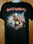 """IRON MAIDEN T-Shirt  """"Trooper""""  Official/Licensed   S, M, L, XL, XXL    NEW"""