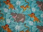 Lion Guard Friend Pack Disney CP59949 Springs Sewing Quilting Cotton Fabric