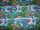 Lilo Stitch Hawaiian Nights Disney CP61777 Springs Sewing Quilting Cotton Fabric
