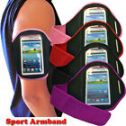4 Colour Soft Neoprene Fitness Gym Running Armband Phone Holder For HTC One M7