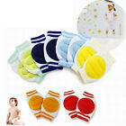 Nice Kids Safety Crawling Elbow Cushion Infants Knee Pads Protector