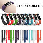 Replacement Wrist Band Silicon Strap Clasp Buckle For Fitbit Alta/Alta HR Watch