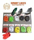 Smart Laces - Elastic Cord with Colour Matched Tips and Lock - Long Length
