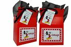 Personalised Mickey Mouse Inspired Birthday Party Favours Lunch Gift Box/Bag