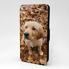 Puppy Print Design Pattern Flip Case Cover For Apple iPod - P1242