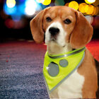 Reflective Adjustable Pet Dog Puppy Cat Triangle Neck Scarf Neckerchief Safety