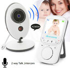 "2.4"" Wireless Baby Monitor Digital Video Camera Audio Night Vision Temperature"